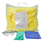 biohazard and hospital spill kit